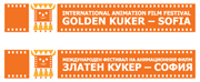 Golden kuker logo with title