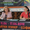 Press conference 2012